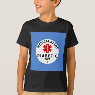 DIABETES TYPE 1 T-Shirt