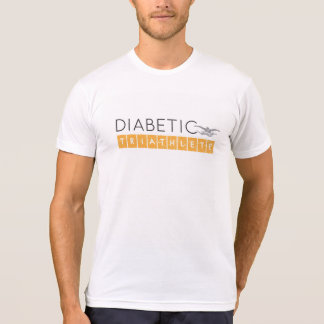 Diabetic Triathlete : Swim T-Shirt