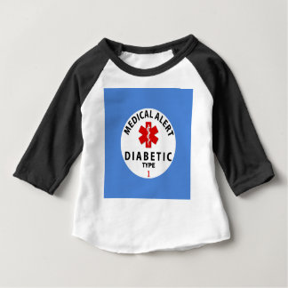 DIABETIES TYPE 1 BABY T-Shirt