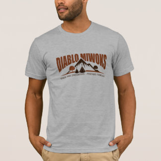 Diablo MiWok T-Shirt - Adult XL