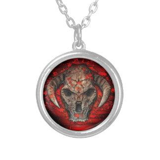 Diablo Personalized Necklace