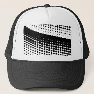 Diag Half Tone Trucker Hat