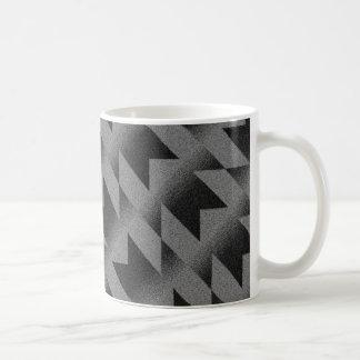 Diagonal M pattern Coffee Mug