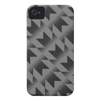 Diagonal M pattern iPhone 4 Case-Mate Case