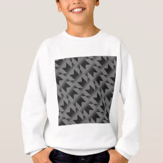 Diagonal M pattern Sweatshirt