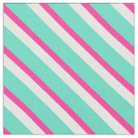 Diagonal stripes fabric