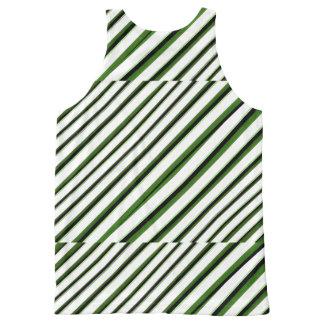 Diagonal Stripes Pattern