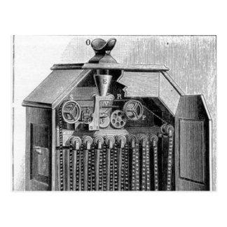 Diagramme de Kinetoscope Cartes Postales