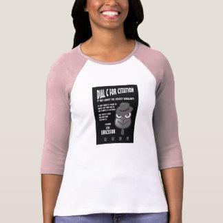 Dial C for Citation Tshirts