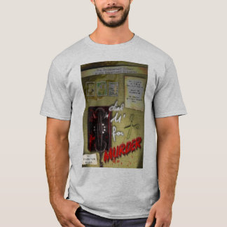 Dial M for Murder JPEG File T-Shirt