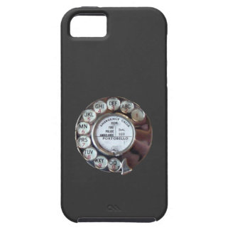 Dial Phone - iPhone 5 Cover