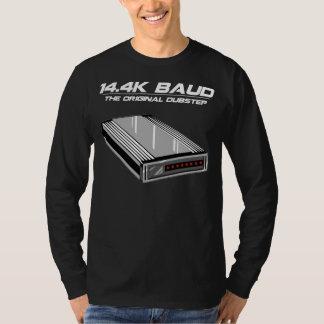 Dial Up Dubstep Old School Modem T-Shirt