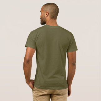 DIAL ZERO - Olive T-Shirt