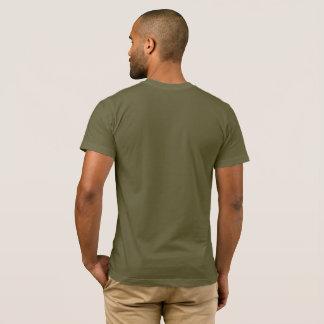 DIAL ZERO - Olive T-Shirt