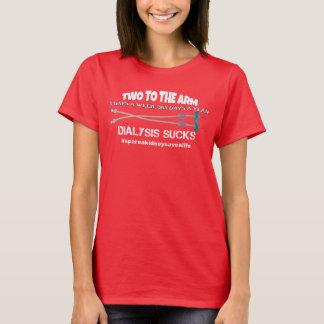 dialysis Needles - Dark Shirts
