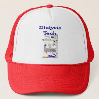 Dialysis Technician--Fresenius Machine Design Trucker Hat
