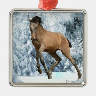 DIAMANTE'S WINTER FUN Ornament