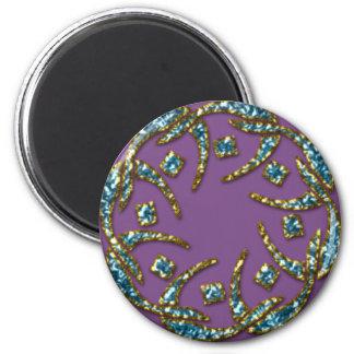 Diamond - 2 magnet