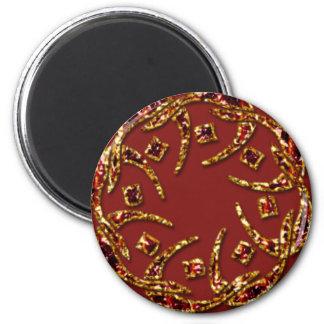 Diamond - 3-magnet magnet