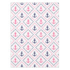 Diamond Anchor NP Tablecloth