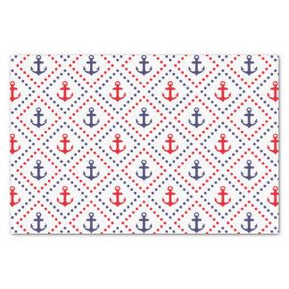 Diamond Anchor NR Tissue Paper