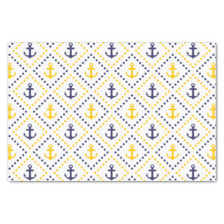 Diamond Anchor NY Tissue Paper