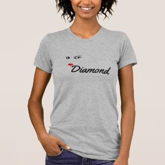 Diamond Apparel Fine Jersey T-Shirt