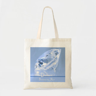 Diamond - April Birthstone Bag