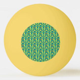 Diamond Back Turtle Ping Pong Ball