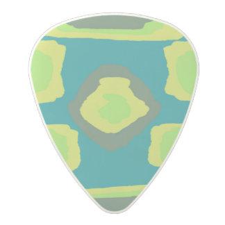 Diamond Back Turtle Polycarbonate Guitar Pick