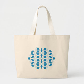 Diamond Canvas Bag