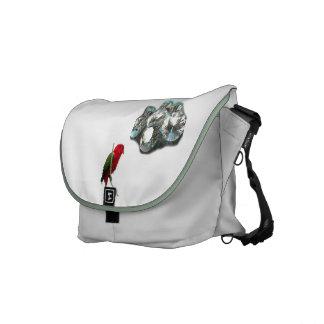 Diamond Bag Messenger Bags