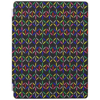 diamond bars retro tablet smart case cover iPad cover