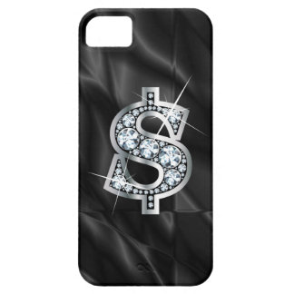 "$ ""Diamond Bling"" iPhone 5 Covers"