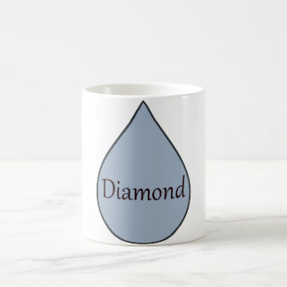 Diamond breastfeeding award cup. 2 years coffee mug