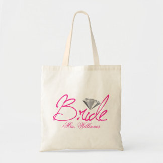 Diamond Bride Budget Tote Bag