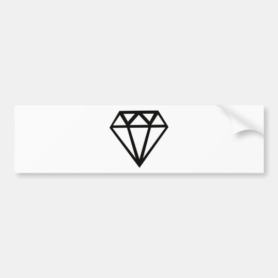 Diamond! Bumper Sticker