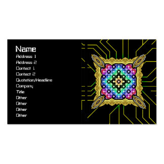 Diamond Double-Sided Standard Business Cards (Pack Of 100)