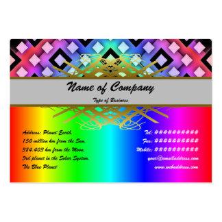 Diamond Business Card Templates