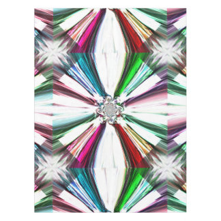 Diamond Color Spray TableCloth