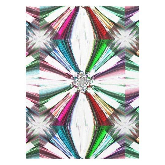 Diamond Colour Spray TableCloth