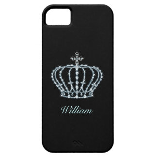Diamond Crown iPhone 5 Case