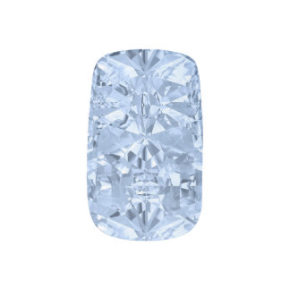 Diamond Crystal Nail Art