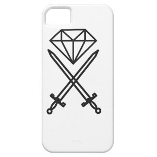 Diamond cut case for the iPhone 5
