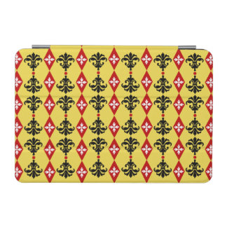 Diamond Damask Stripe iPad Mini Cover