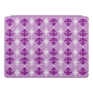 Diamond Damask Stripe iPad Pro Cover