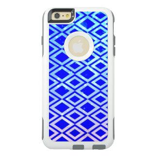 Diamond Design (Blue) iPhone 6 Plus Otterbox Case
