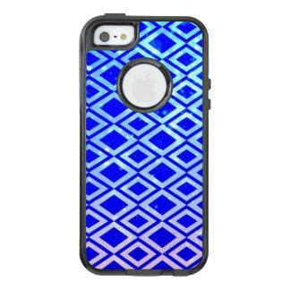 Diamond Design (Blue) iPhone SE/5/5s Otterbox Case