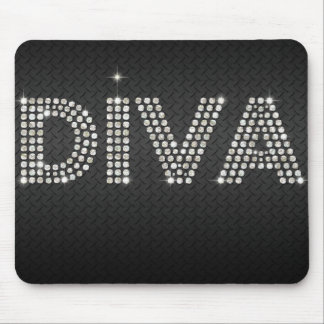 Diamond Diva Mouse Pad