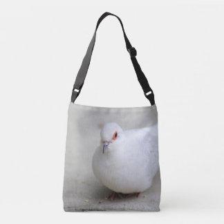 Diamond Dove hand bag